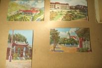 Postkarten aus Kiautschou, China