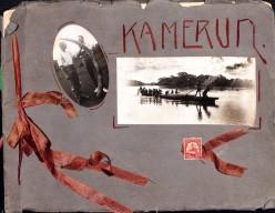 "Privates Fotoalbum ""Kamerun"", erstellt 1919"