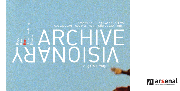 Visionary Archive Flyer